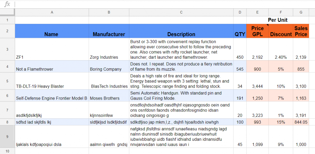 Google Apps Script Copy And Paste Cells While Retaining Column