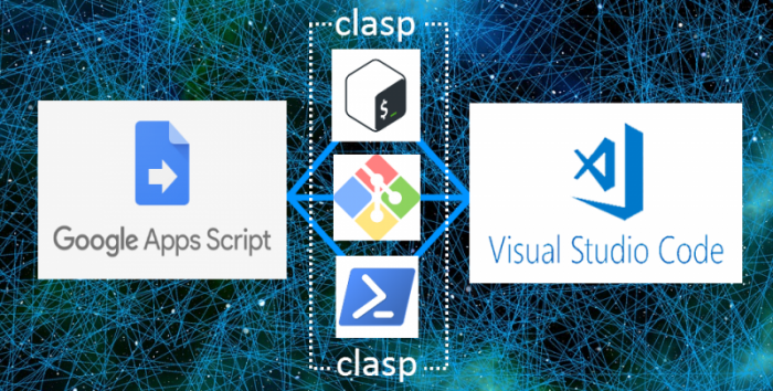 Working with Google Apps Script in Visual Studio Code using clasp
