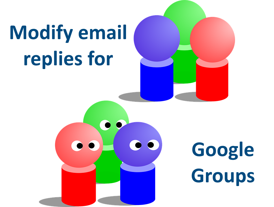 GSuite Group Email Reply Settings: How to reply to the group or just the sender of the group in Gmail