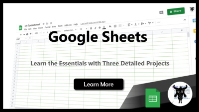 Google Sheets Course Link